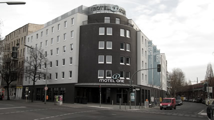 [Hotelneubau motel one]